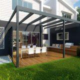 Backyard, Australian House